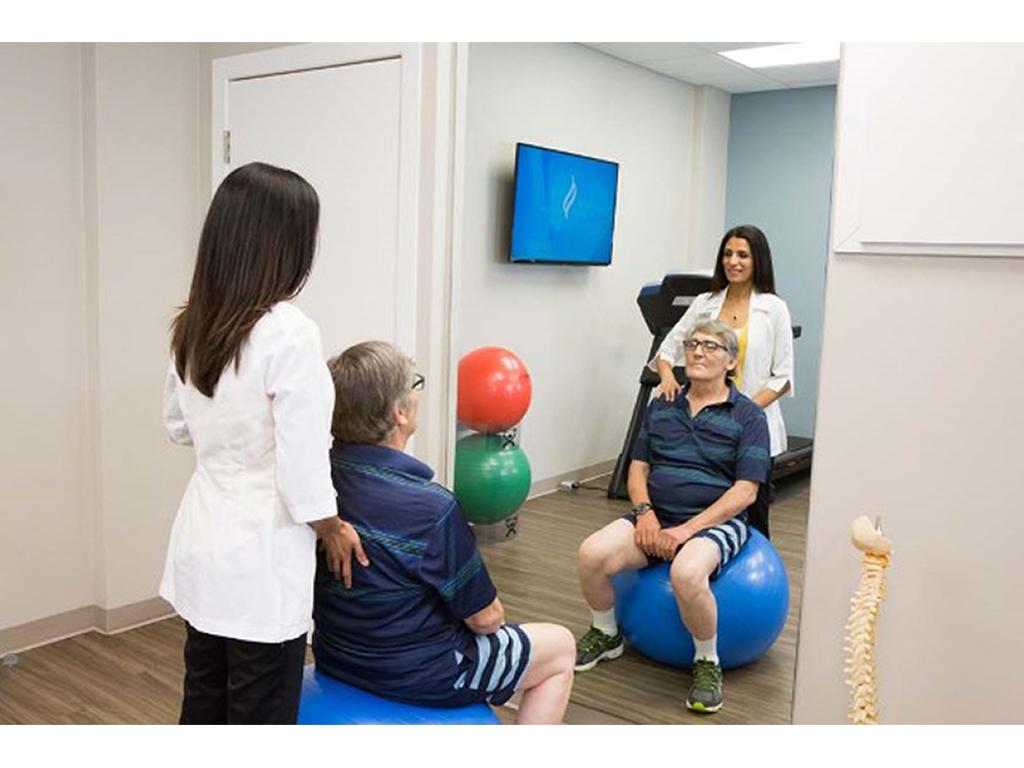 Physiotherapy Etobicoke image